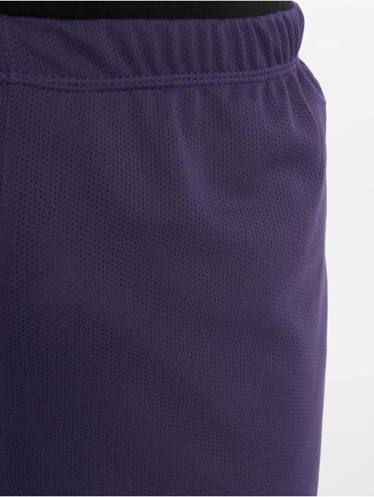Urban Classics Pantalón cortos Kids Bball Mesh púrpura