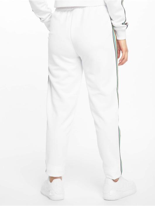 Urban Classics Pantalón deportivo Multicolor Side Taped blanco