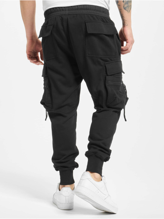 Urban Classics Pantalón deportivo Tactical negro