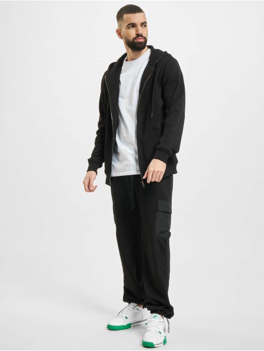 Urban Classics Pantalón deportivo Commuter negro