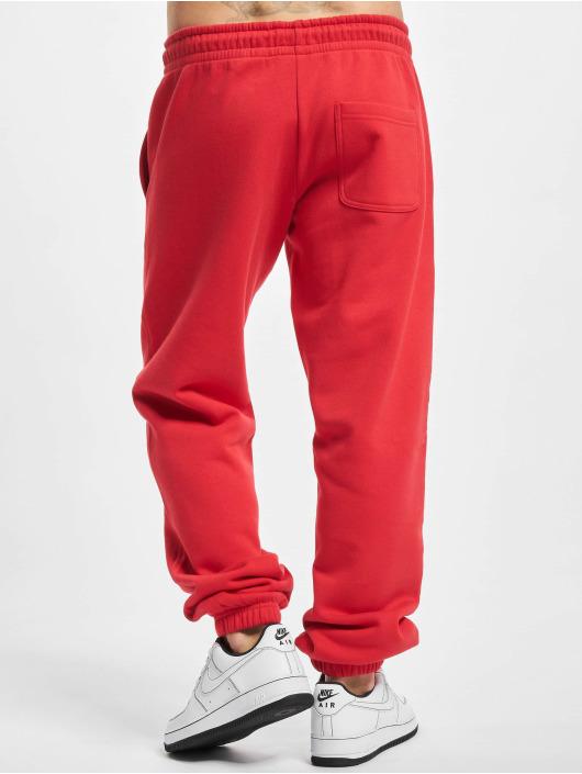Urban Classics Pantalón deportivo Basic 2.0 rojo