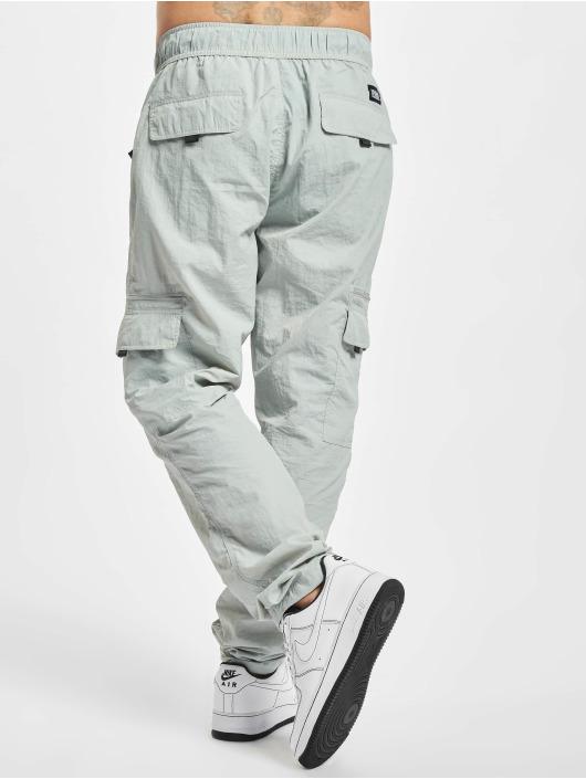 Urban Classics Pantalone Cargo Adjustable Nylon grigio