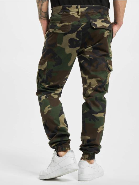 Urban Classics Pantalone Cargo Jogging Pants 2.0 mimetico