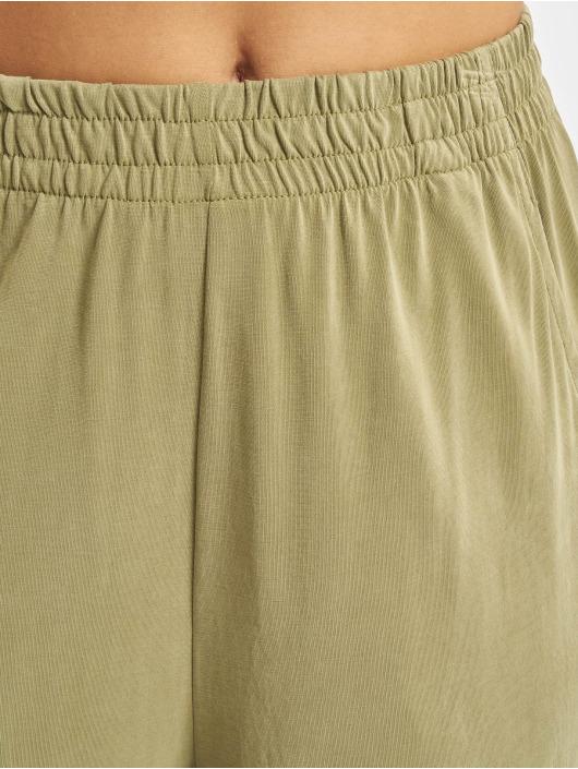 Urban Classics Pantalone chino Ladies Modal cachi
