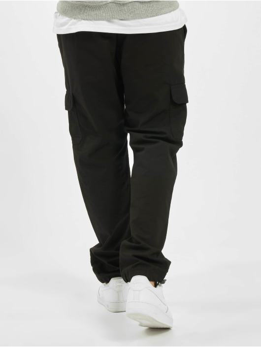 Urban Classics Pantalone ginnico Ripstop nero