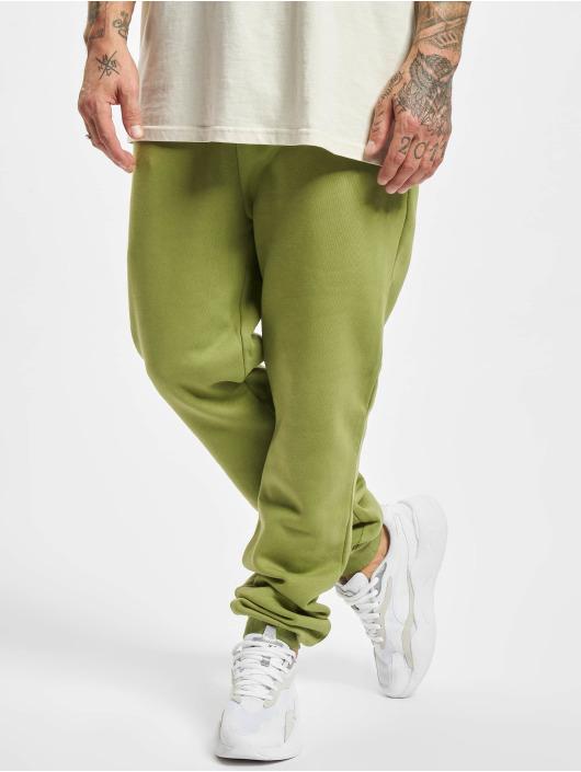 Urban Classics Pantalone ginnico Organic Basic oliva
