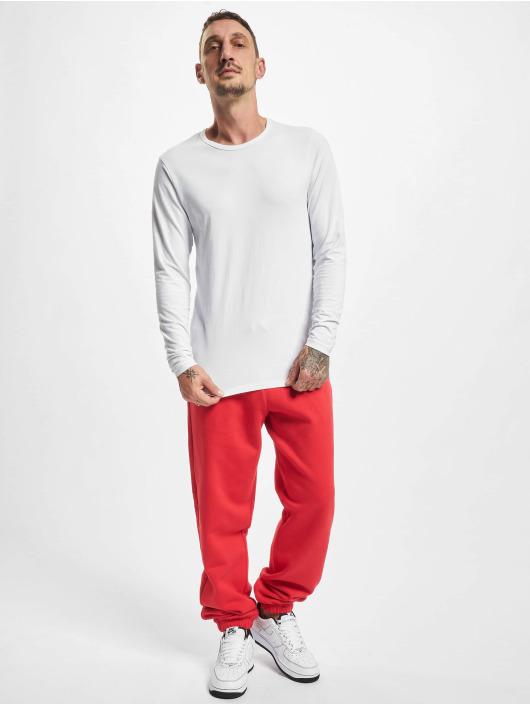 Urban Classics Pantalone ginnico Basic 2.0 rosso