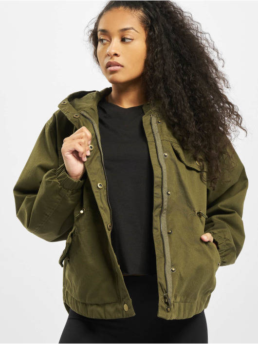 Urban Classics Parka Ladies Oversized olive