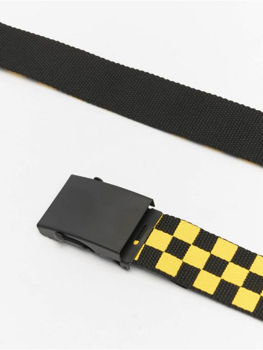 Urban Classics Paski Adjustable Checker czarny