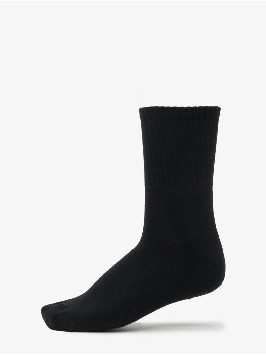 Urban Classics Ponožky 3-Pack Sport èierna