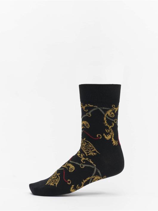 Urban Classics Ponožky Luxury čern