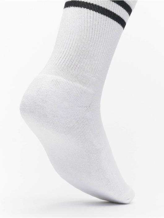 Urban Classics Ponožky Christmas Sporty bílý