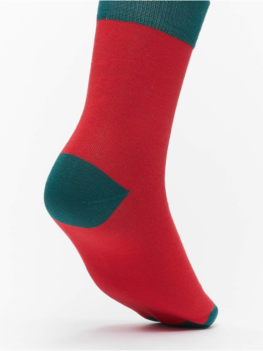 Urban Classics Ponožky Christmas pestrá