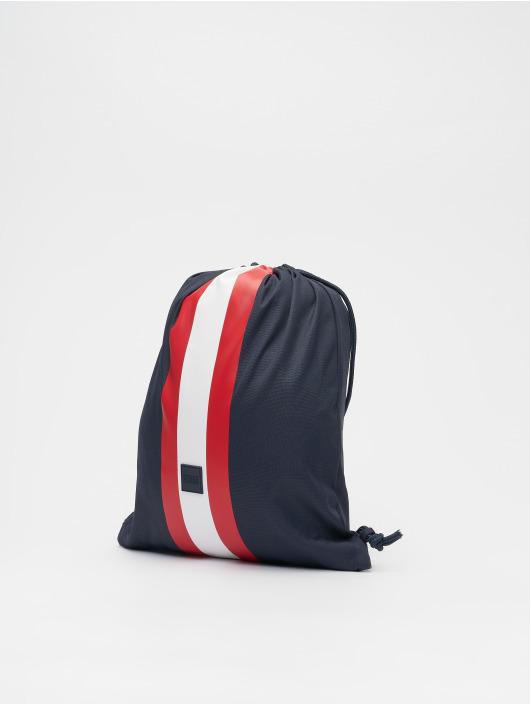Urban Classics Pouch Striped blue