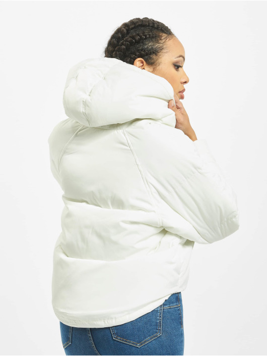 Urban Classics Puffer Jacket Nuary weiß