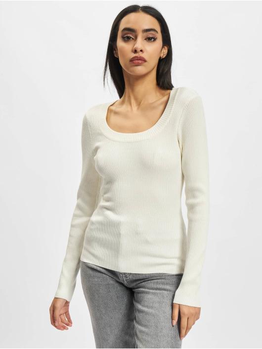 Urban Classics Pullover Wide Neckline beige