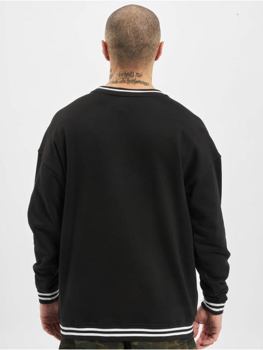 Urban Classics Pullover College black