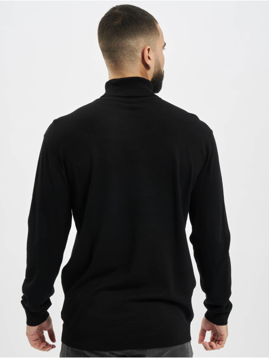 Urban Classics Pullover Basic Turtleneck black