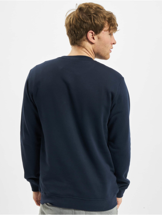 Urban Classics Pullover Organic Basic Crew blau