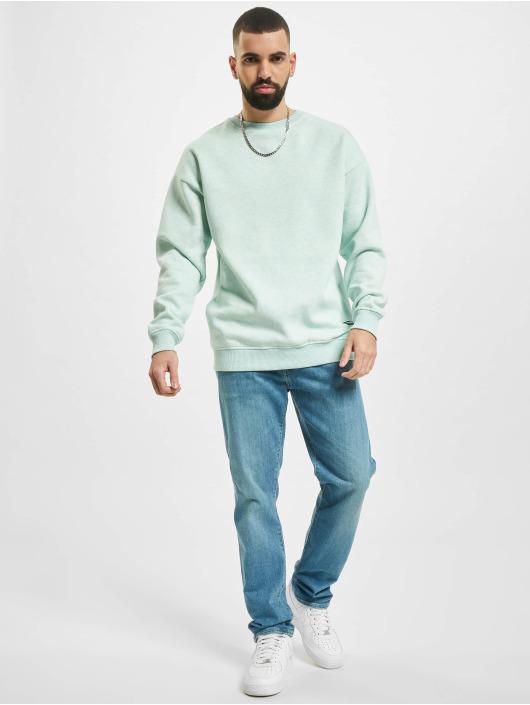 Urban Classics Pullover Basic blau