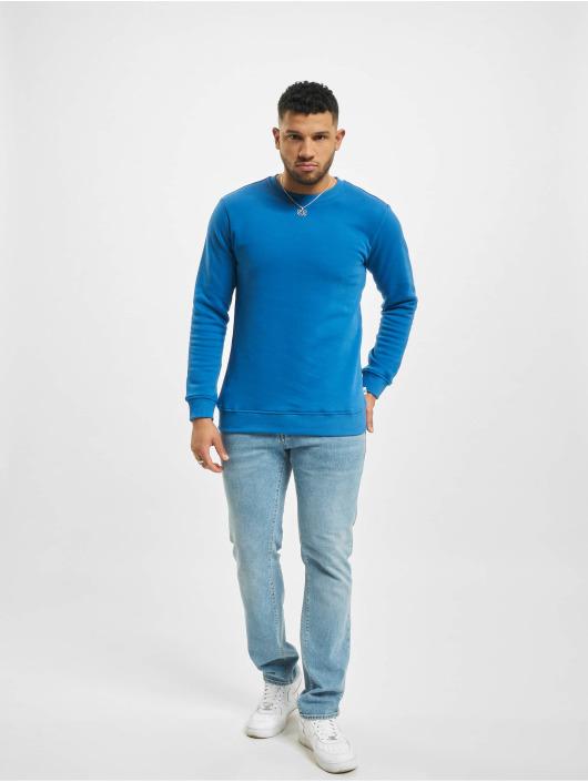 Urban Classics Pullover Organic Basic blue