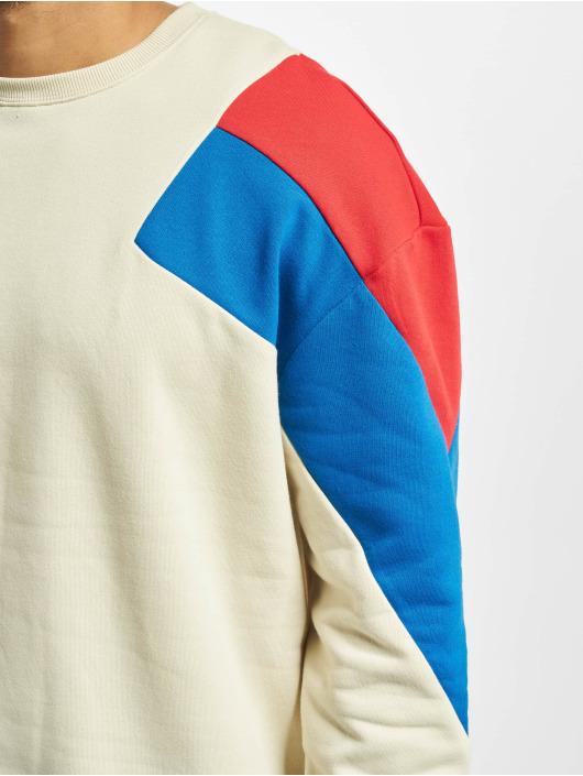 Urban Classics Pullover Oversize 3-Tone braun