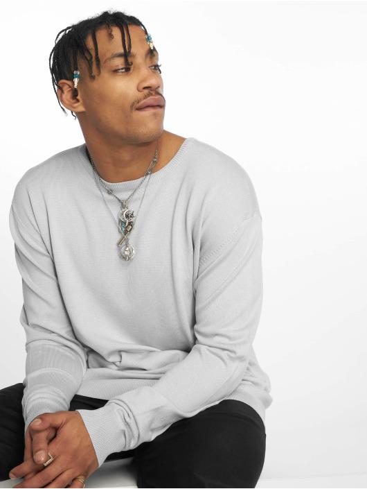 Urban Classics Pullover Sleeve grau