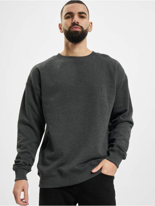 Urban Classics Pullover Camden grau