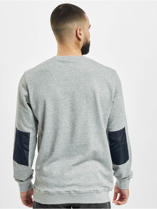 Urban Classics Pullover Military gray