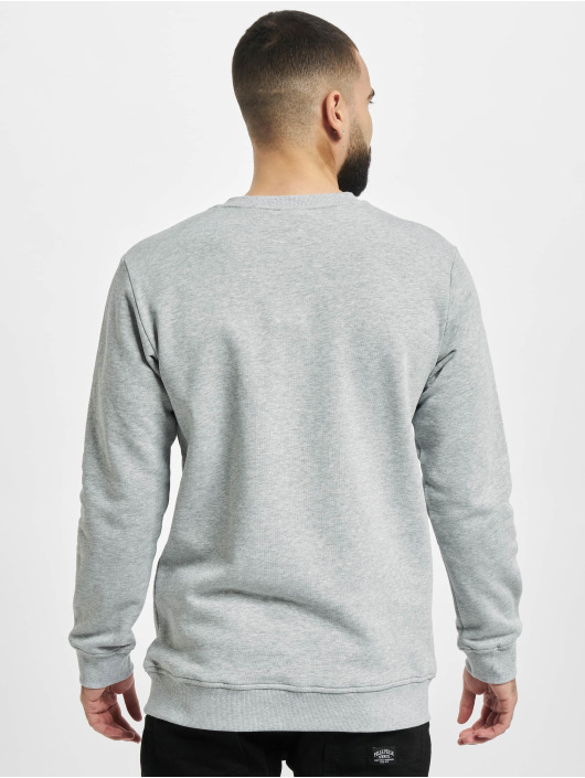 Urban Classics Pullover Organic Basic Crew gray