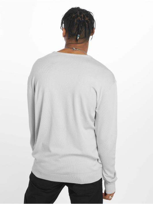 Urban Classics Pullover Sleeve grey