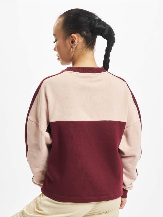 Urban Classics Pullover Two Tone red