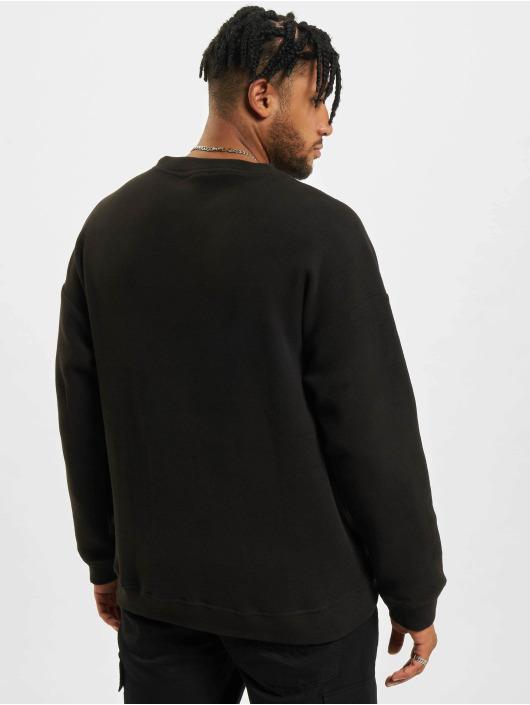 Urban Classics Pullover Polar Fleece schwarz