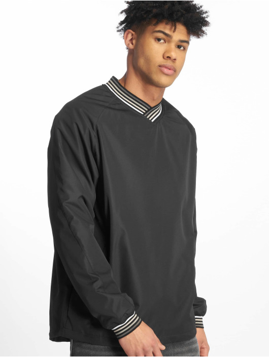 Urban Classics Pullover Warm Up schwarz