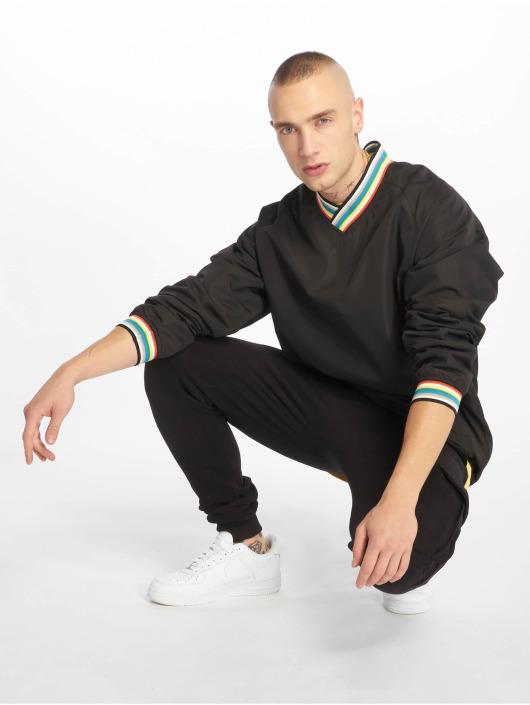 Urban Classics Pullover Warm Up schwarz