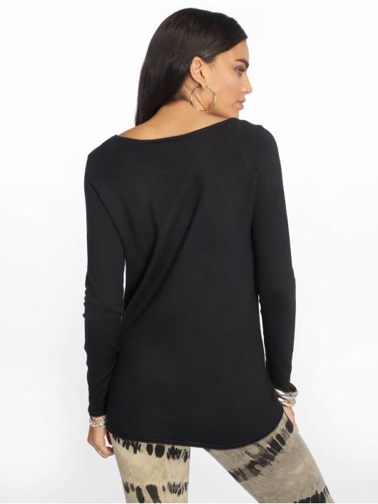 Urban Classics Pullover Raglan Long schwarz