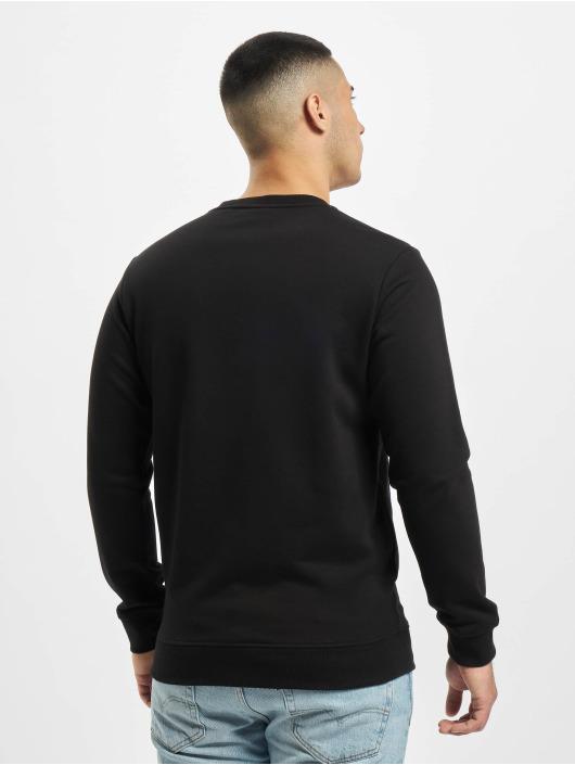 Urban Classics Pullover Basic Terry Crew schwarz