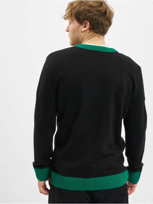 Urban Classics Pullover Ho Ho Ho schwarz