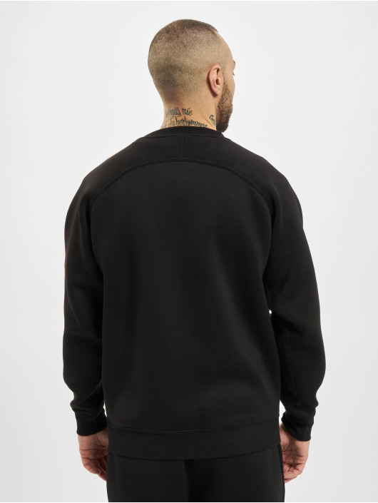 Urban Classics Pullover Raglan Zip Pocket Crew schwarz