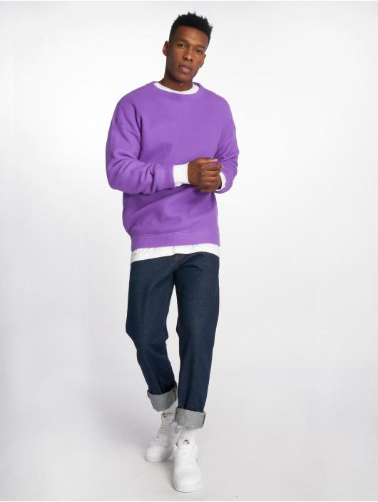 Urban Classics Pullover Polar Fleece violet