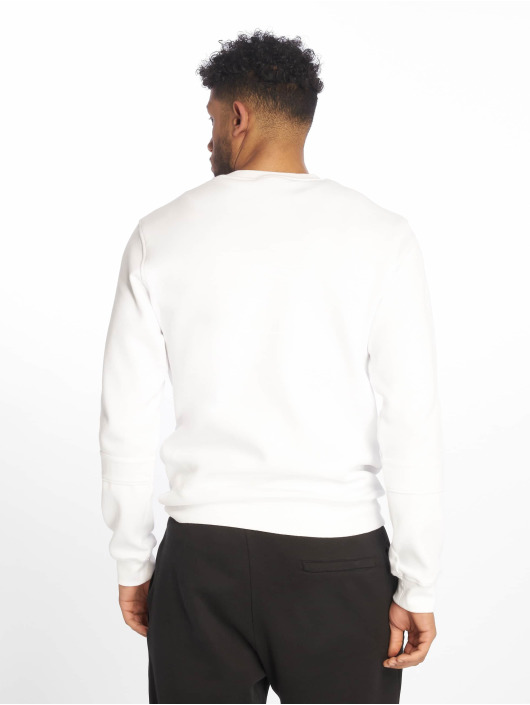 Urban Classics Pullover Heavy Pique weiß