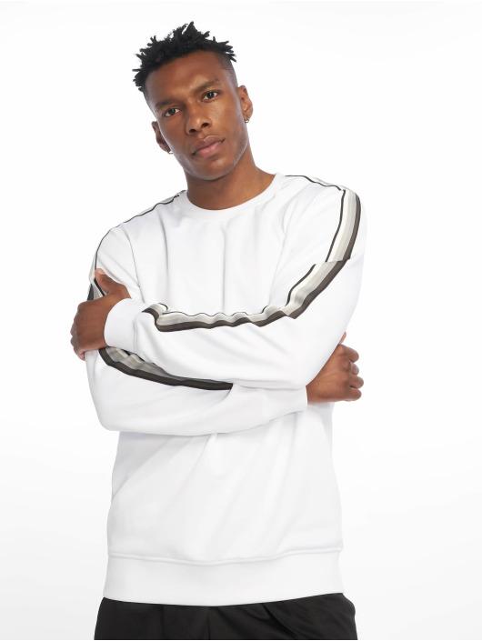 Urban Classics Pullover Sleeve Taped weiß