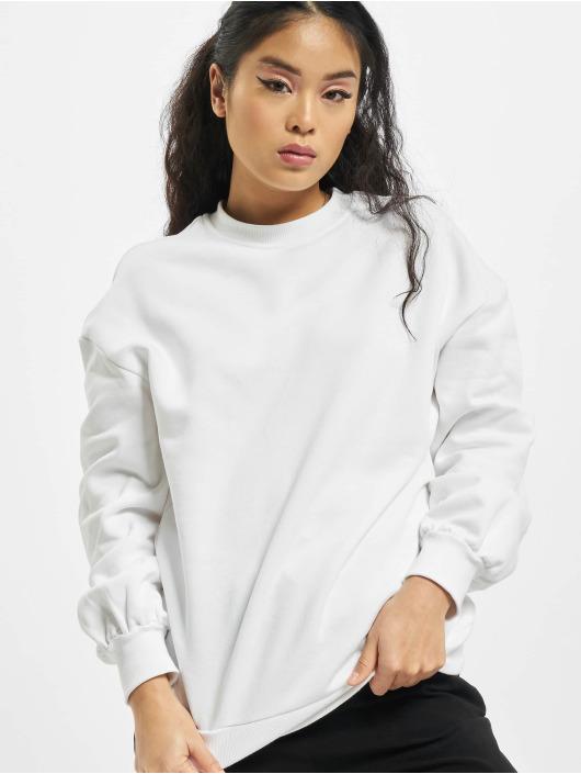 Urban Classics Pullover Organic Oversized weiß