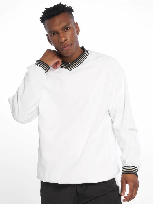 Urban Classics Pullover Warm Up white
