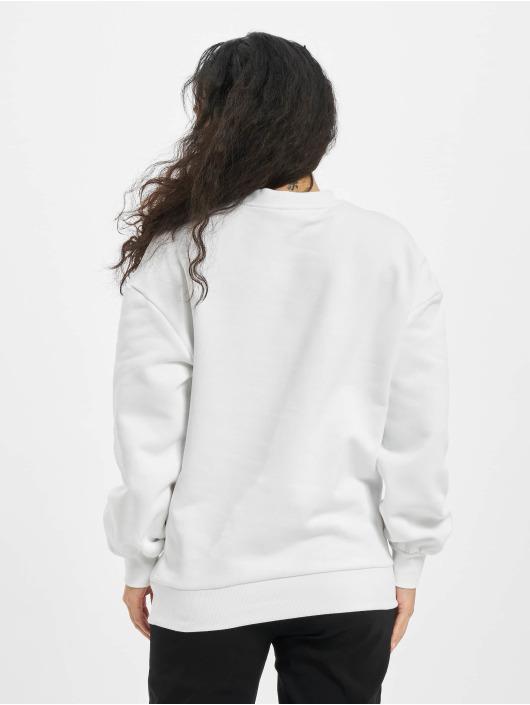 Urban Classics Puserot Organic Oversized valkoinen