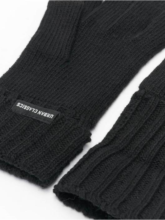 Urban Classics Rękawiczki Knit czarny
