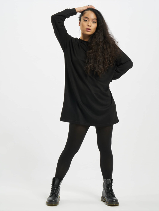 Urban Classics Robe Ladies Modal Terry noir