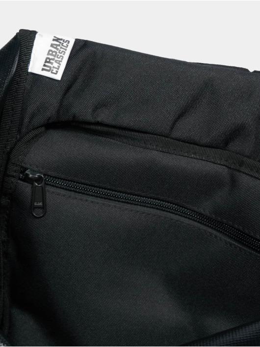 Urban Classics Rucksack Folded Messenger schwarz