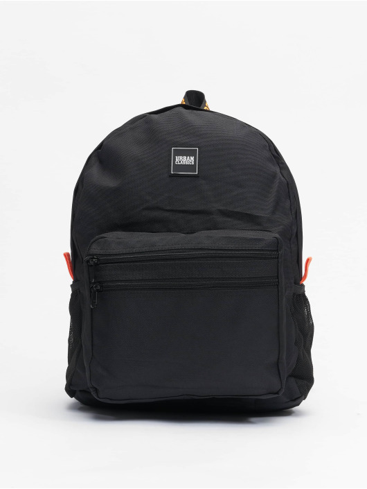 Urban Classics rugzak Basic zwart