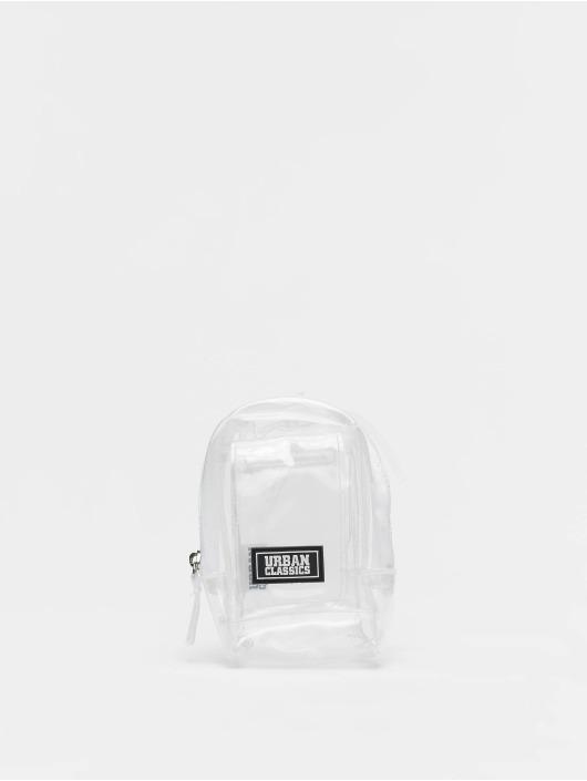 Urban Classics Sac Transparent blanc